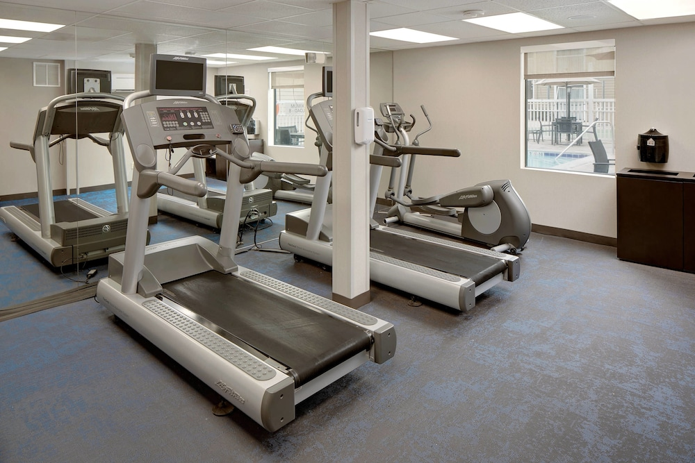 Fitness Facility, Residence Inn Ontario Airport