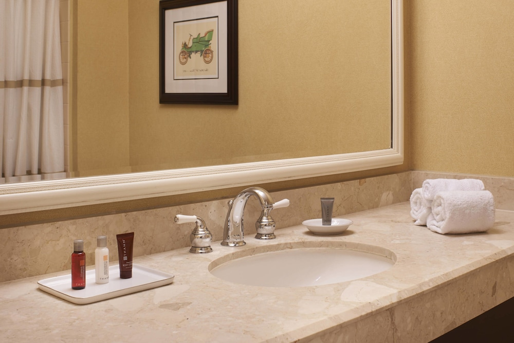Bathroom, The Dearborn Inn, A Marriott Hotel