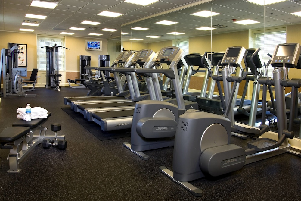 Fitness Facility, The Dearborn Inn, A Marriott Hotel