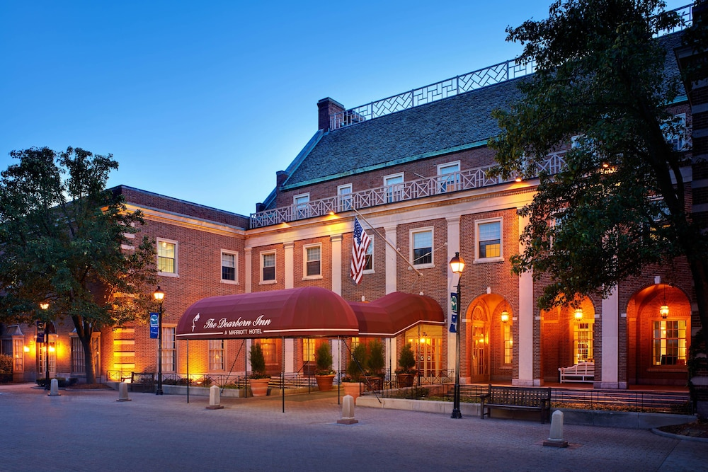 Featured Image, The Dearborn Inn, A Marriott Hotel