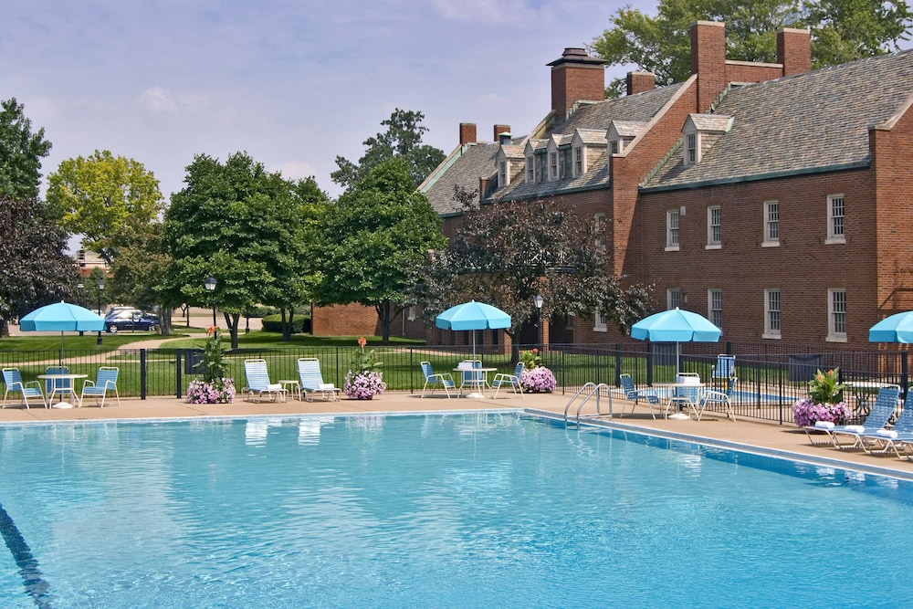 Outdoor Pool, The Dearborn Inn, A Marriott Hotel