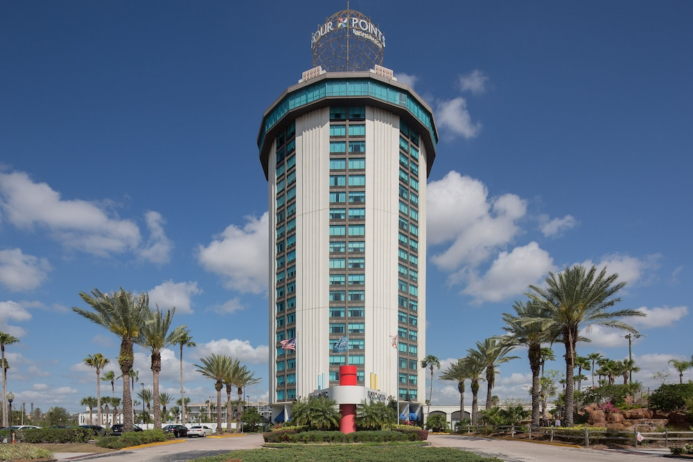 Exterior, Four Points by Sheraton Orlando International Drive