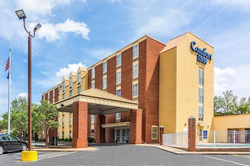 Check Expedia for Availability of Comfort Inn Staunton
