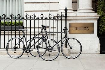 10 Berners Street, Fitzrovia, London W1T 3NP, England.