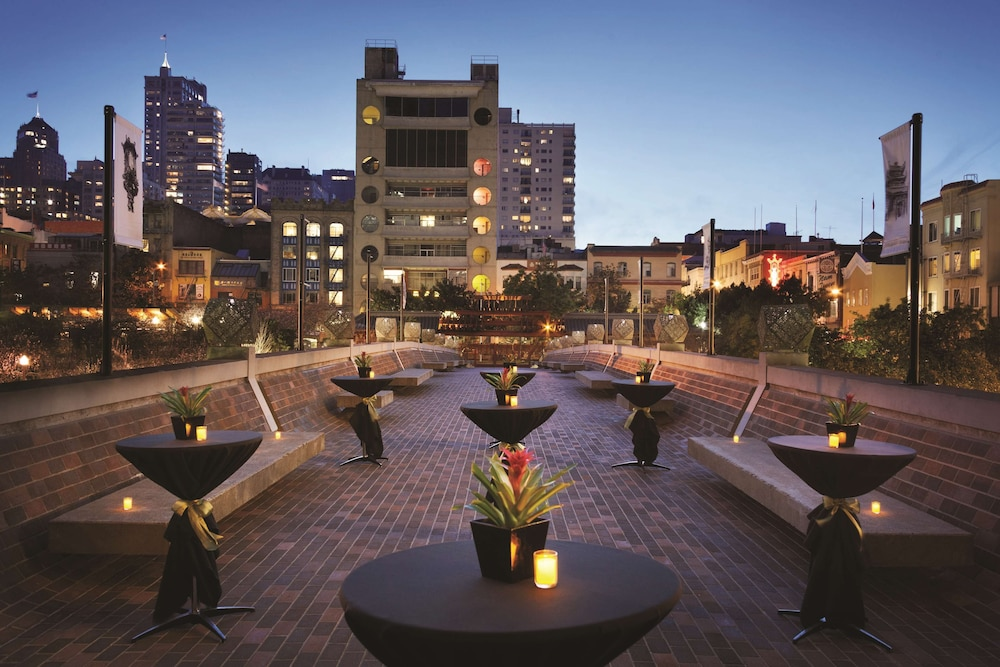 Terrace/Patio, Hilton San Francisco Financial District