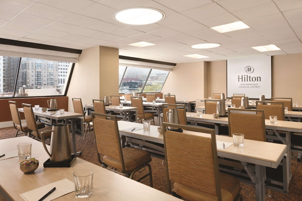 Meeting Facility, Hilton San Francisco Financial District
