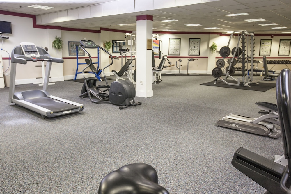 Fitness Facility, The Cove At Yarmouth