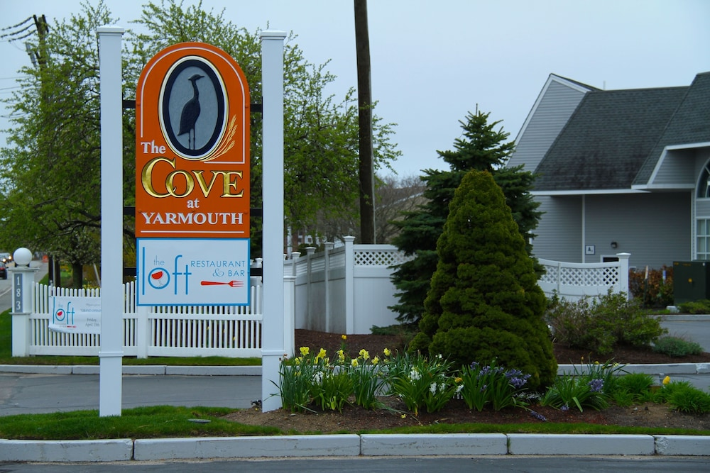 Exterior, The Cove At Yarmouth