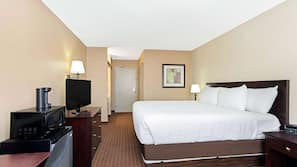 Roupas de cama premium, escrivaninha, ferros/tábuas de passar roupa