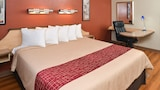 Red Roof Inn Greenwood - Greenwood Hotels