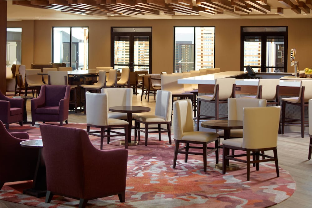 Bar, Atlanta Marriott Peachtree Corners