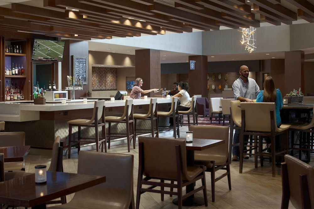 Restaurant, Atlanta Marriott Peachtree Corners