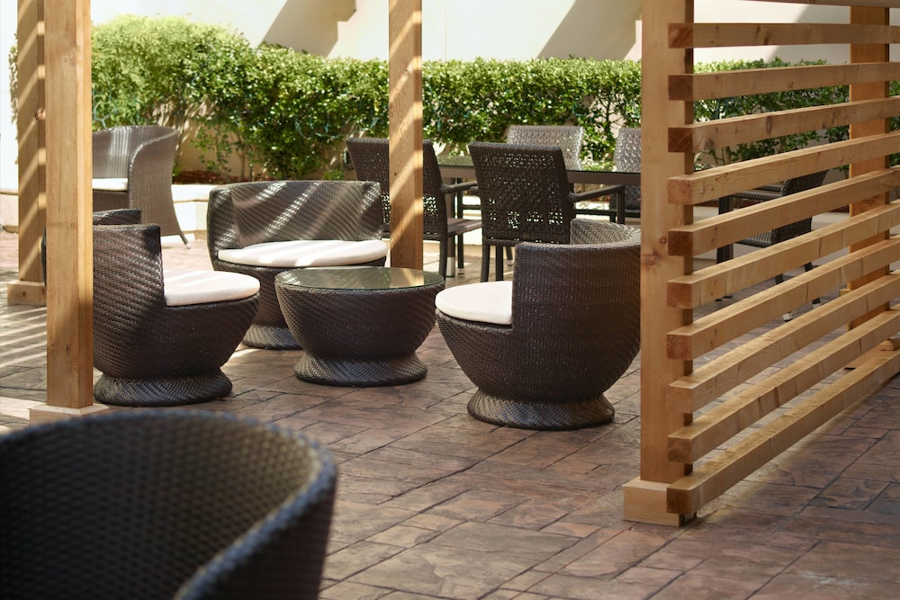 Terrace/Patio, Atlanta Marriott Peachtree Corners