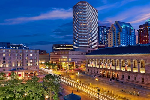 The Westin Copley Place, Boston, a Marriott Hotel