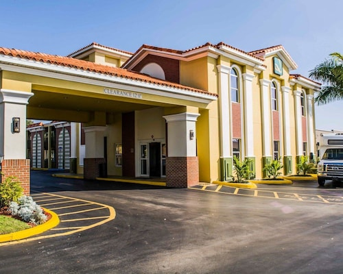 Great Place to stay Quality Inn Airport - Cruise Port near Tampa