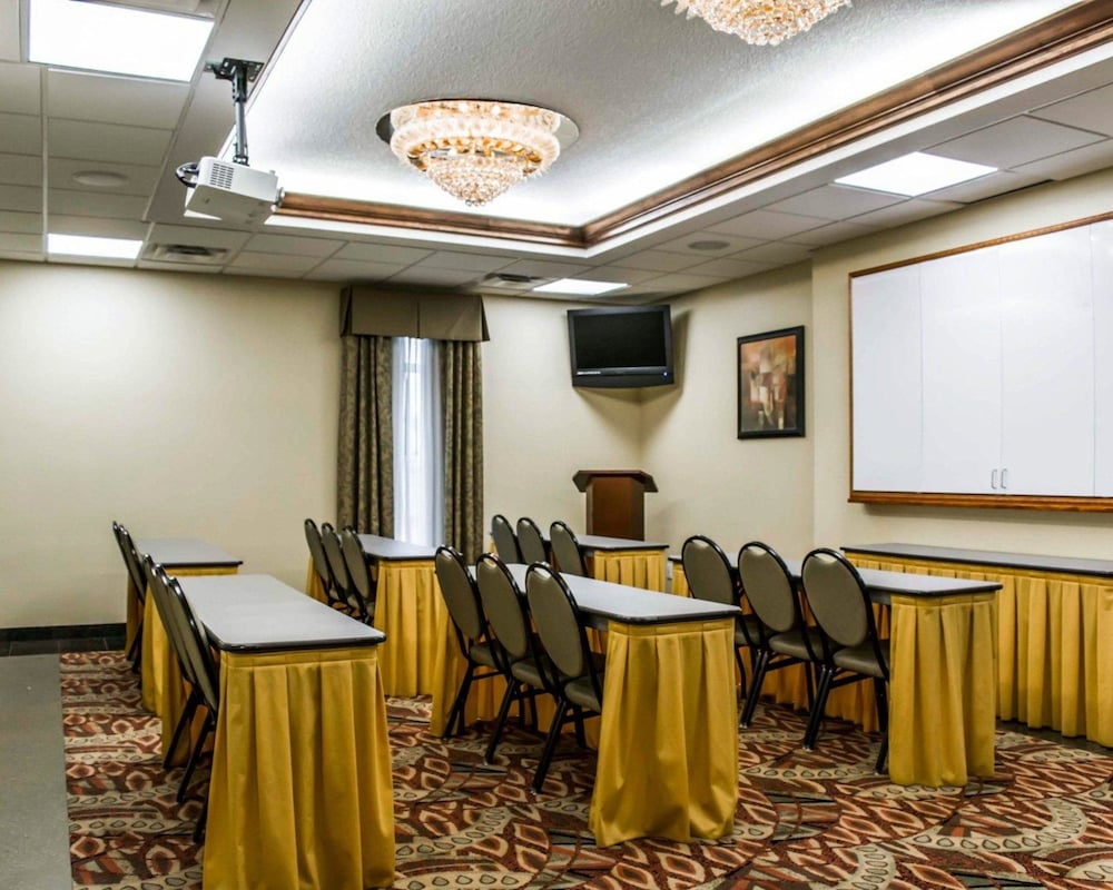 Meeting Facility, Quality Inn Airport - Cruise Port