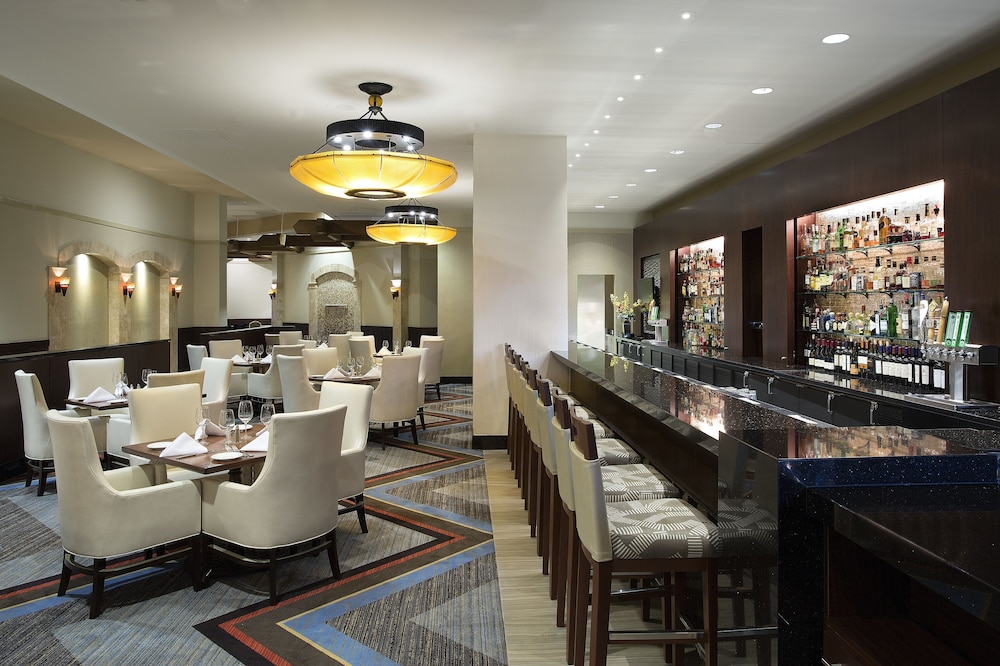 Bar, Hilton Bellevue