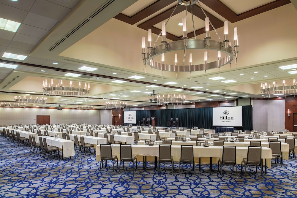 Meeting Facility, Hilton Bellevue