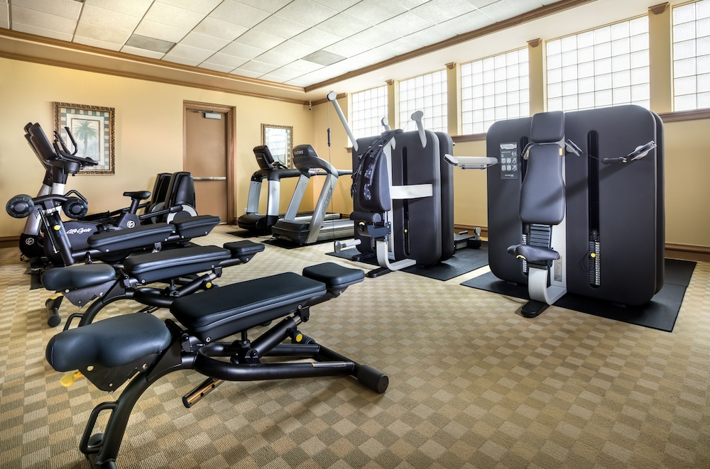 Gym, The San Luis Resort, Spa & Conference Center