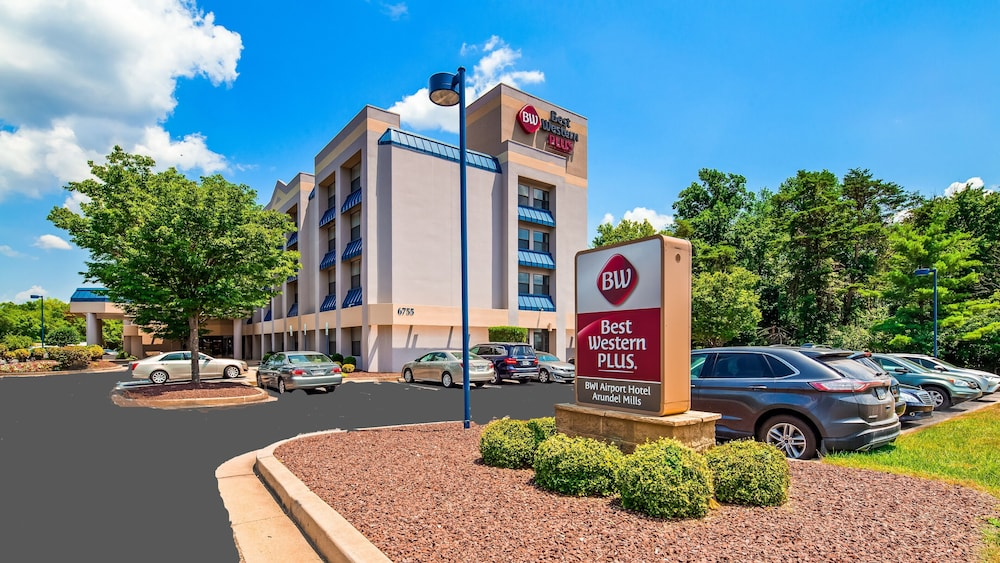 Front of Property, Best Western Plus BWI Airport Hotel / Arundel Mills