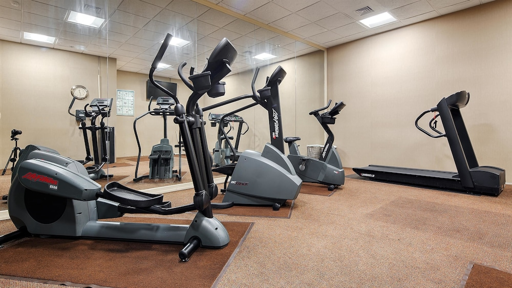 Gym, Best Western Plus BWI Airport Hotel / Arundel Mills