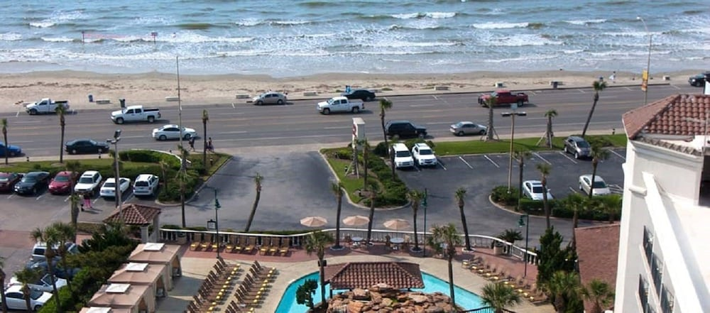Beach, Hilton Galveston Island Resort