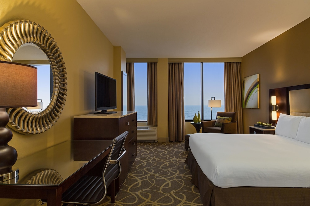 Room, Hilton Galveston Island Resort