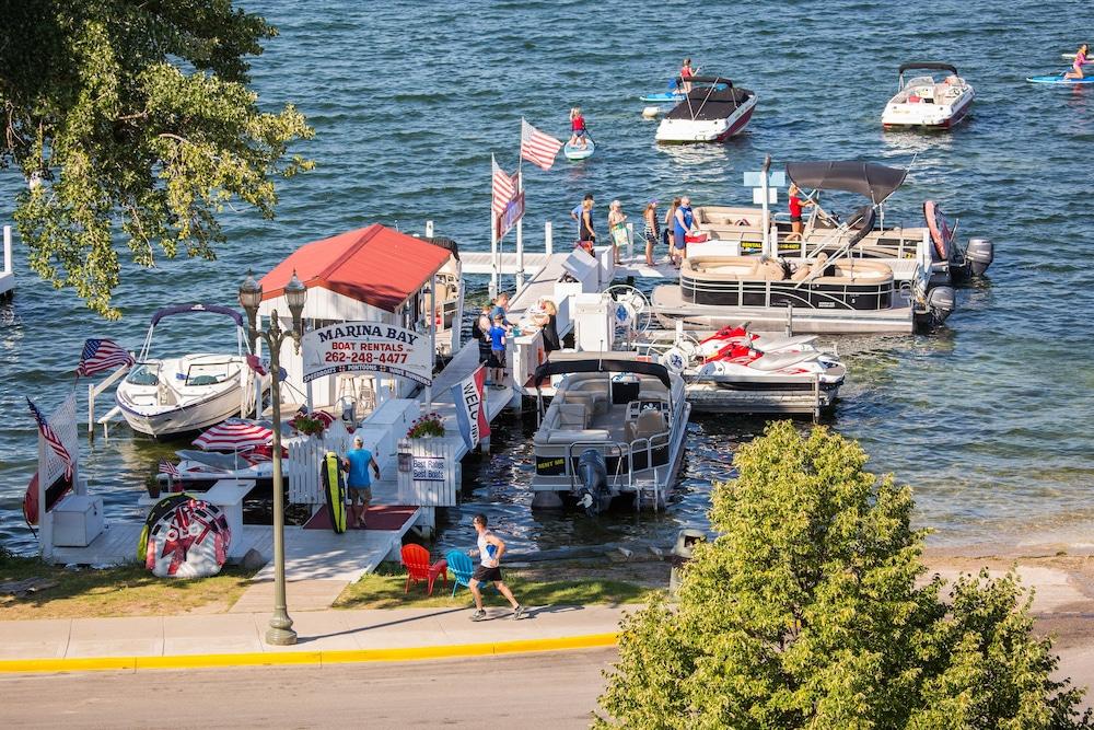 harbor shores on lake geneva 2019 room prices 99 deals. Black Bedroom Furniture Sets. Home Design Ideas