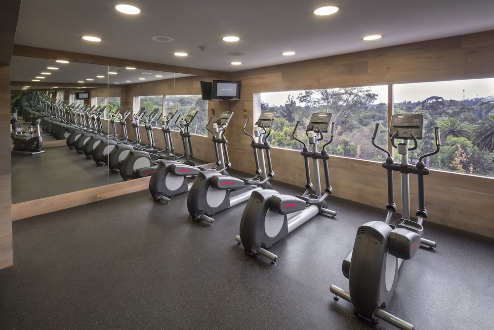 Fitness Facility, InterContinental Presidente Mexico City, an IHG Hotel