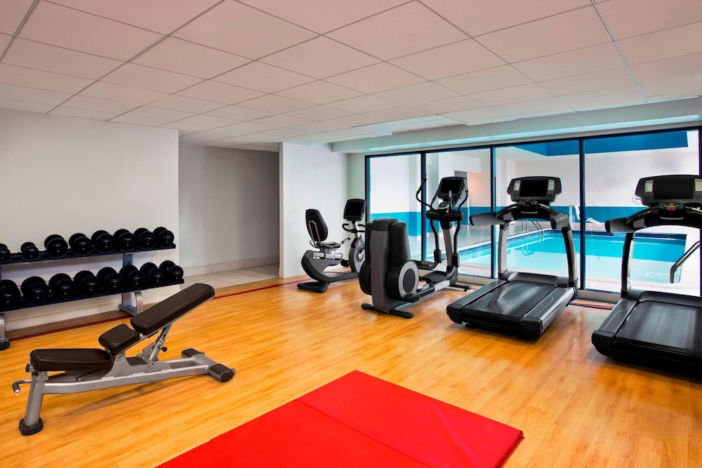 Fitness Facility, Sheraton Suites Wilmington Downtown