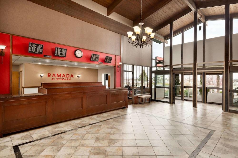 Ramada By Wyndham Spokane Airport In Hotel