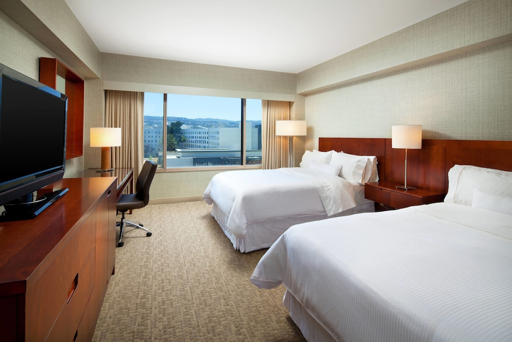 Room, The Westin San Francisco Airport