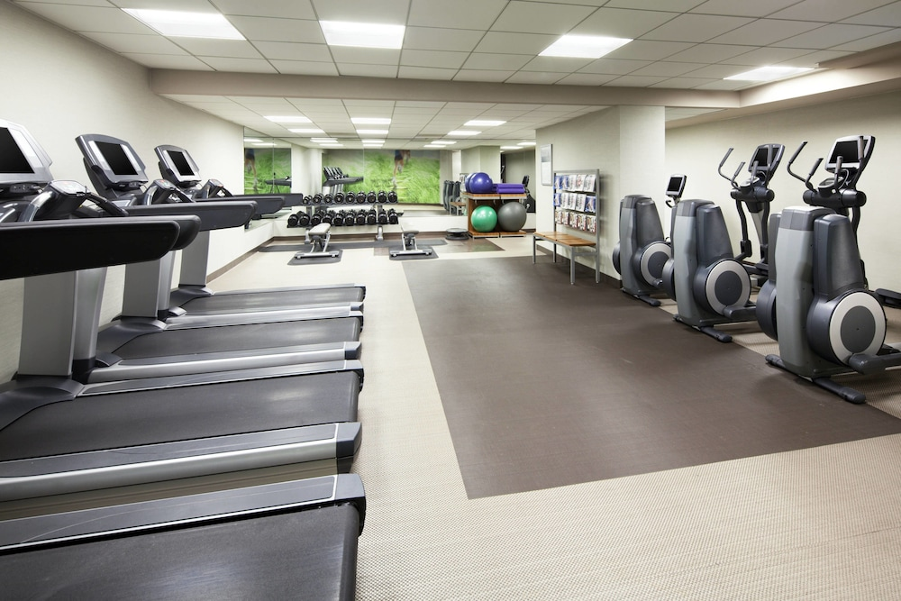 Fitness Facility, The Westin San Francisco Airport