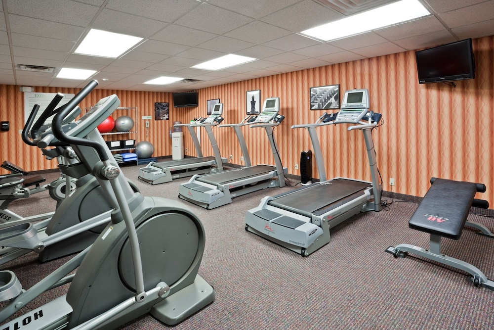 Fitness Facility, Holiday Inn Sioux Falls-City Centre