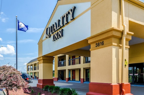 Great Place to stay Quality Inn Tanglewood near Roanoke