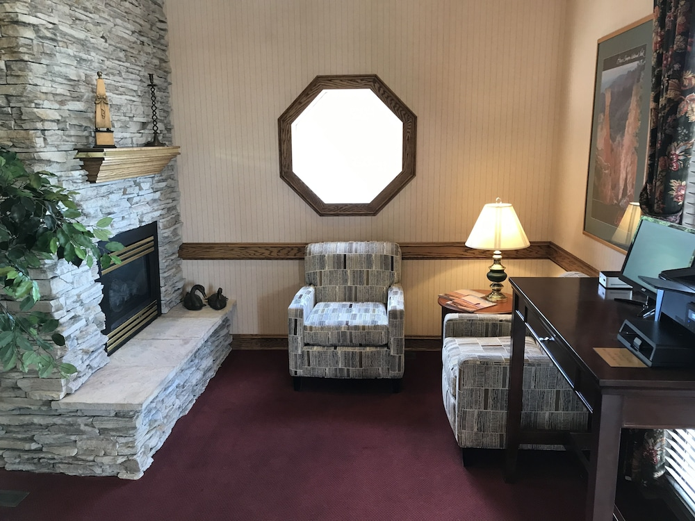 Lobby Lounge, Quality Inn Cedar City - University Area