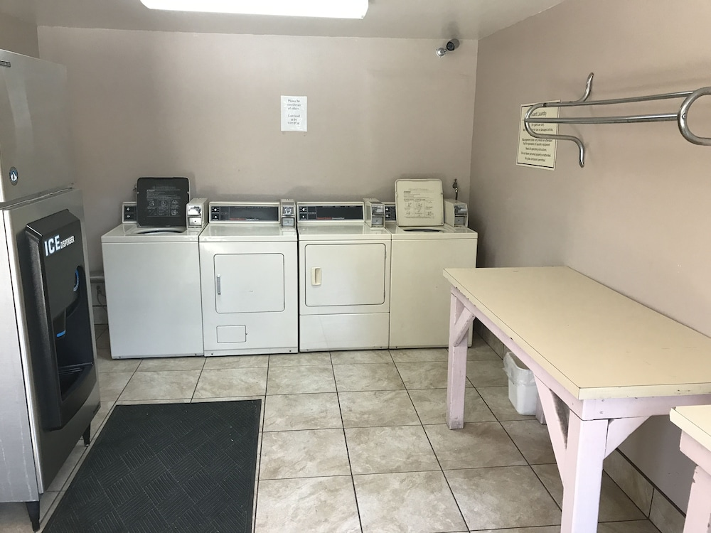 Laundry Room, Quality Inn Cedar City - University Area
