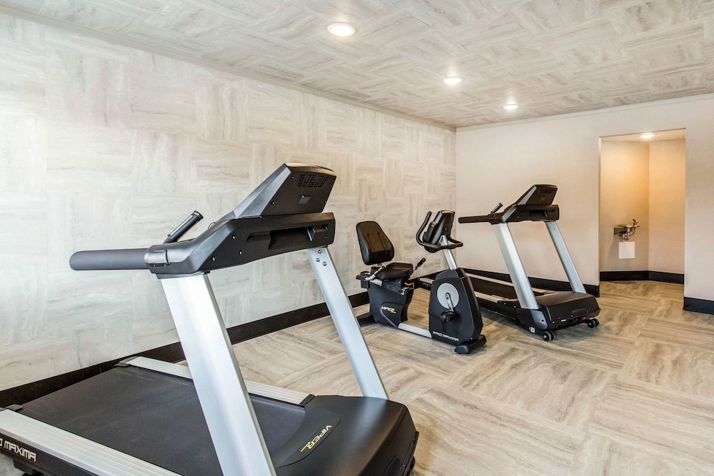Fitness Facility, Quality Inn Cedar City - University Area