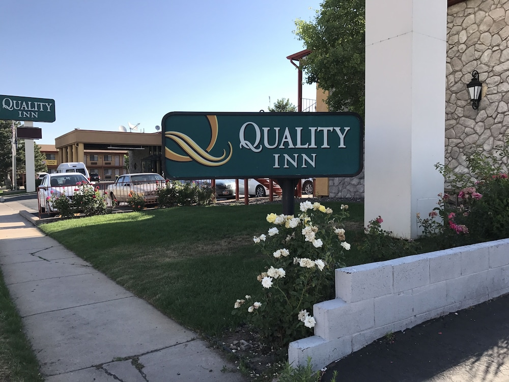 Front of Property, Quality Inn Cedar City - University Area