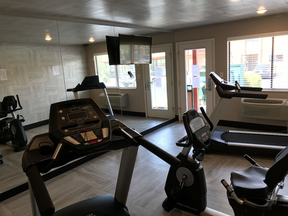 Gym, Quality Inn Cedar City - University Area
