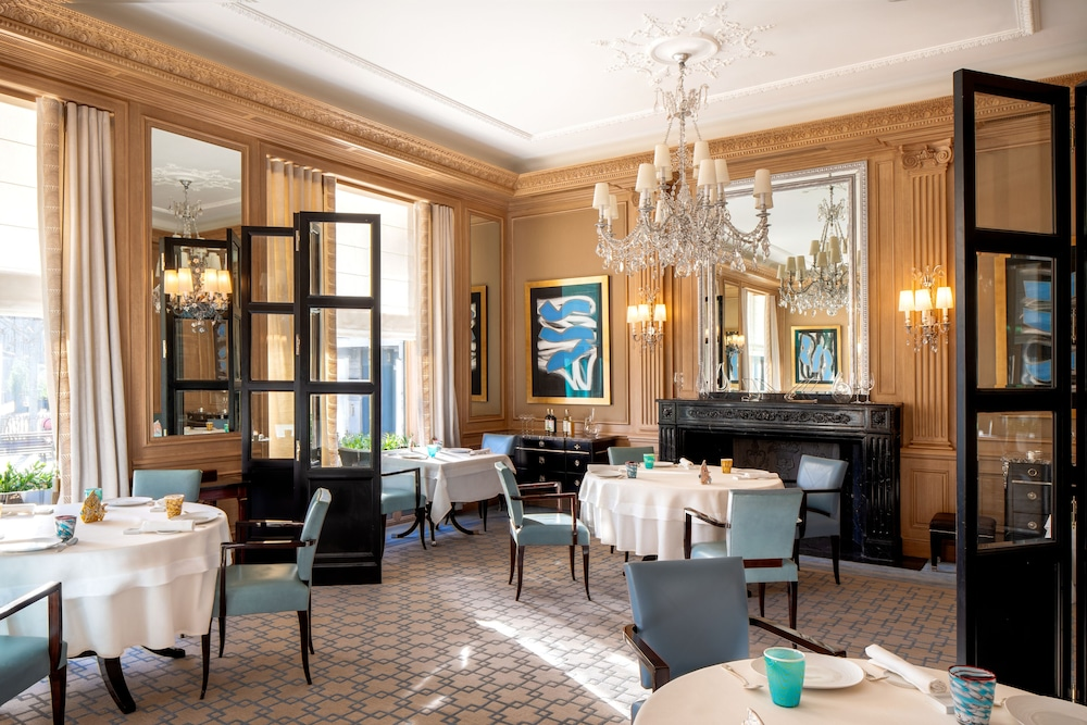 Restaurant, Four Seasons Hotel des Bergues Geneva