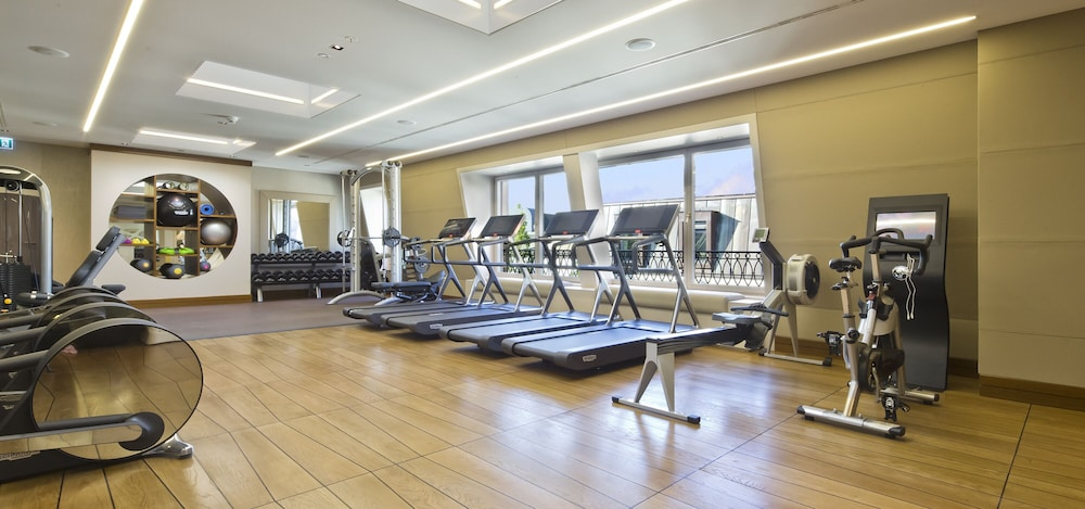 Fitness Facility, Four Seasons Hotel des Bergues Geneva
