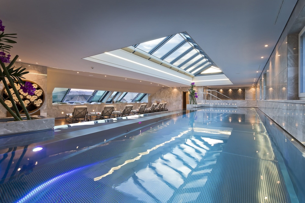 Spa, Four Seasons Hotel des Bergues Geneva