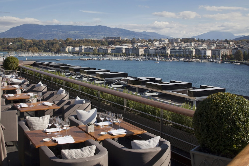 Terrace/Patio, Four Seasons Hotel des Bergues Geneva