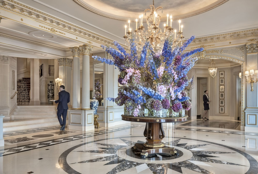 Lobby, Four Seasons Hotel des Bergues Geneva