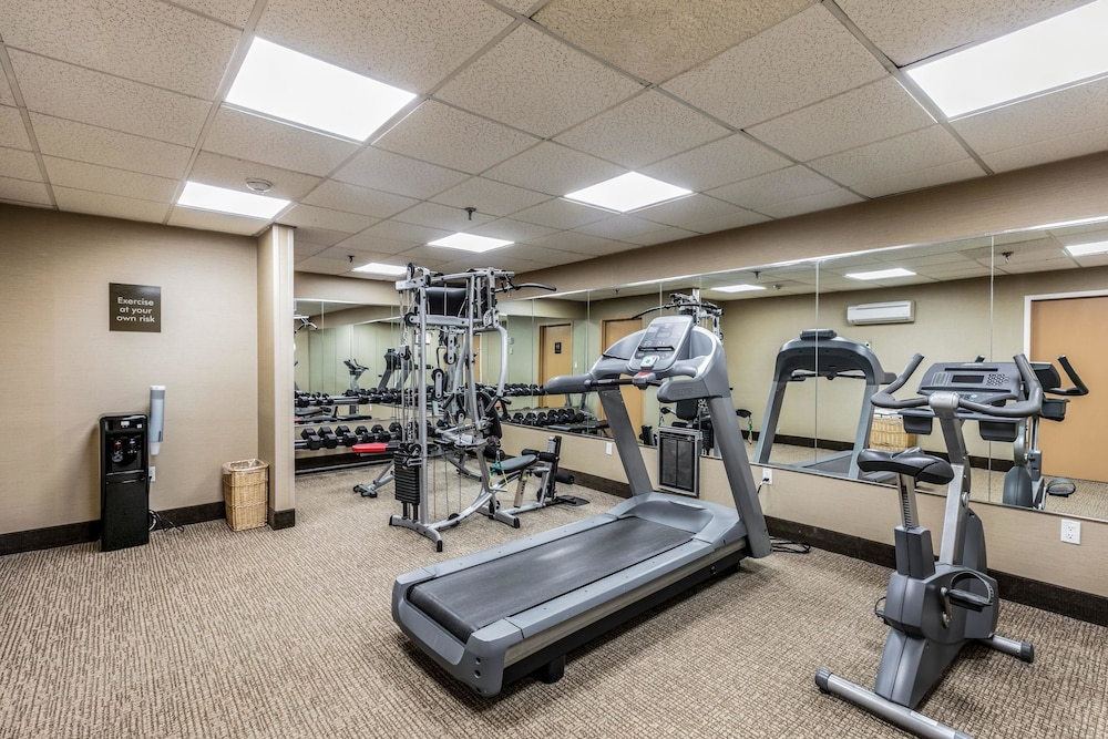 Fitness Facility, Comfort Inn Medford-Long Island