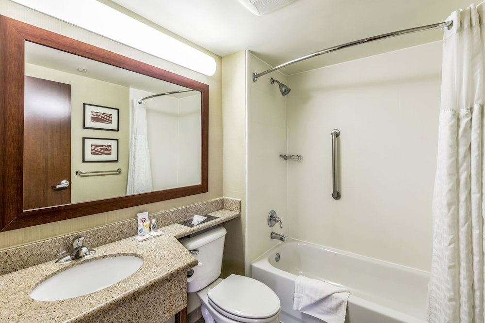 Bathroom, Comfort Inn Medford-Long Island