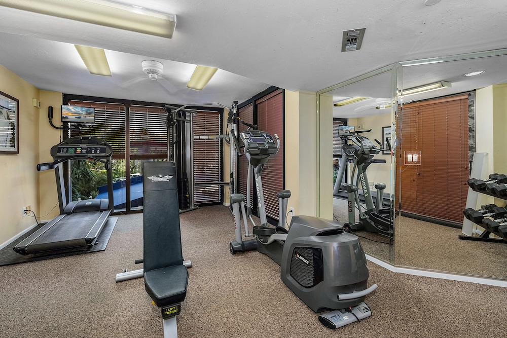 Gym, Pointe Estero Beach Resort