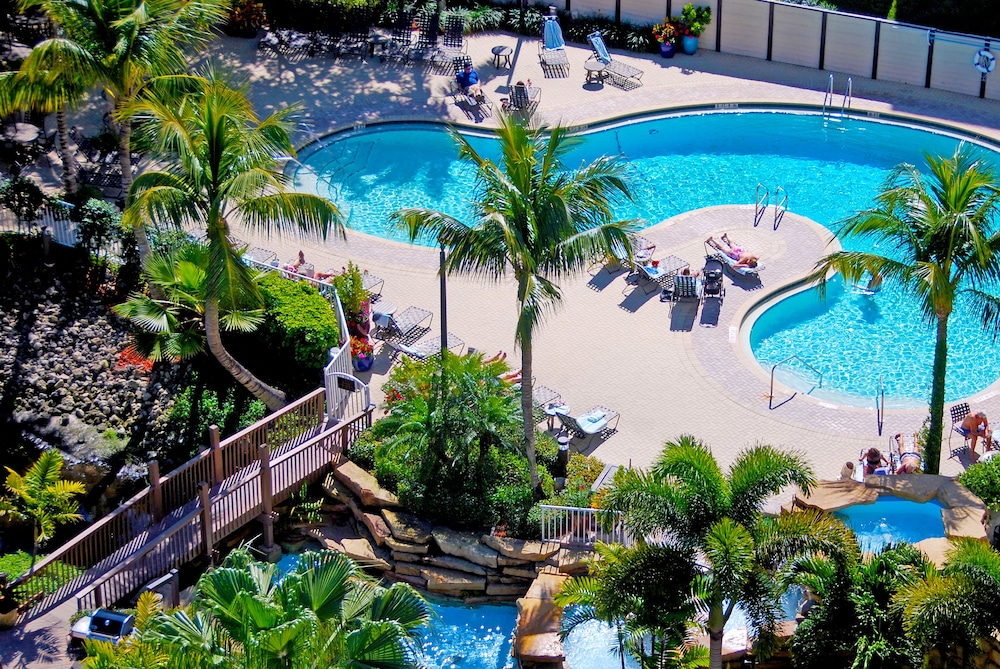 Pool, Pointe Estero Beach Resort