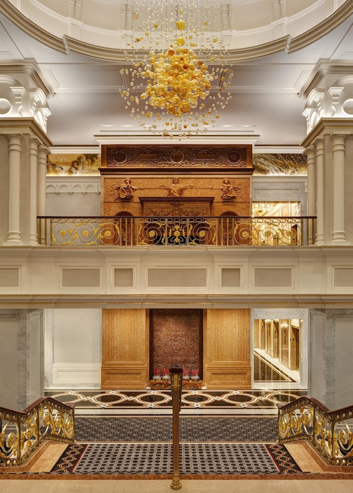 Lobby, Lotte New York Palace